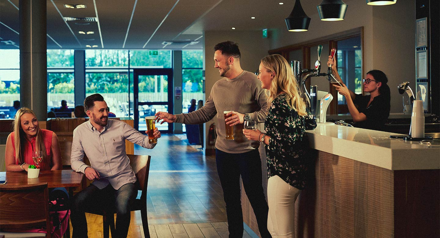 David Lloyd Clubs Bar