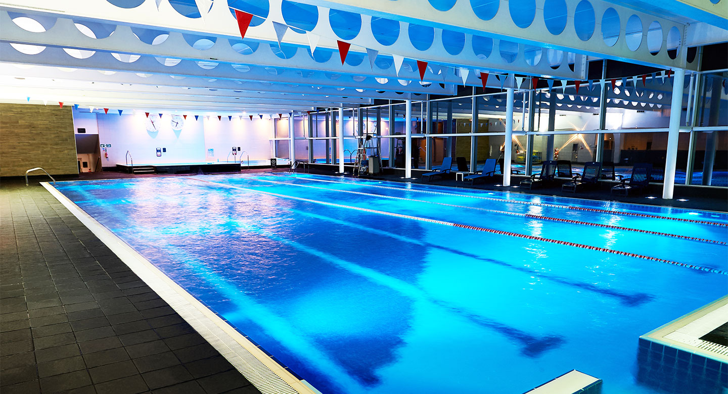 Swimming Pools In Hatfield Hatfield Spa David Lloyd Clubs