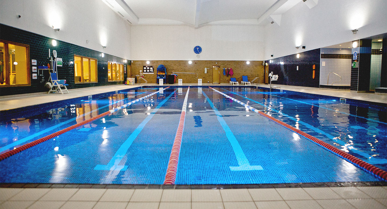 Swimming pools in maidstone spa david lloyd